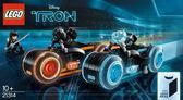 樂高LEGO 創:光速戰記 光輪機車 21314 TOYeGO 玩具e哥