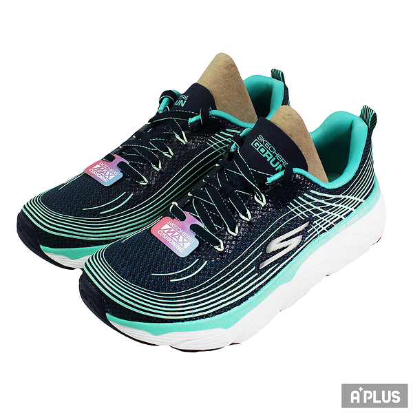 SKECHERS 女 GORUN MAX CUSHIONING ELITE 慢跑鞋 -17693NVTQ