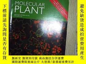 二手書博民逛書店ECULAR罕見PLANT VOLUME 1 NUMBER 1