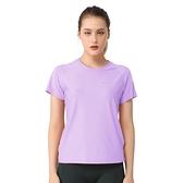 【TAKAKA】女 快乾運動圓領T恤『淺紫』S51833 吸濕快乾 露營.戶外.吸濕.排汗.透氣.快乾.輕量
