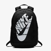 NIKE HAYWARD 經典大LOGO 黑色 後背包 電腦包 運動包 (布魯克林) BA5883-013