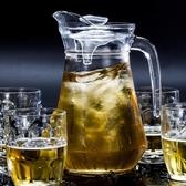 玻璃啤酒杯耐熱加厚