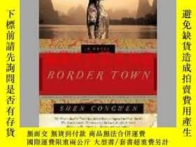 二手書博民逛書店Border罕見TownY28384 Shen Congwen HarperCollins Publisher