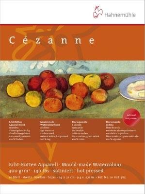德國Hahnemuhle Mould-made Watercolour Board Cezanne 水彩紙*106 283 49