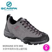 【速捷戶外】義大利 SCARPA MOJITO TRAIL 63313202 女款低筒 Gore-Tex防水登山健行鞋 , 適合登山、健行