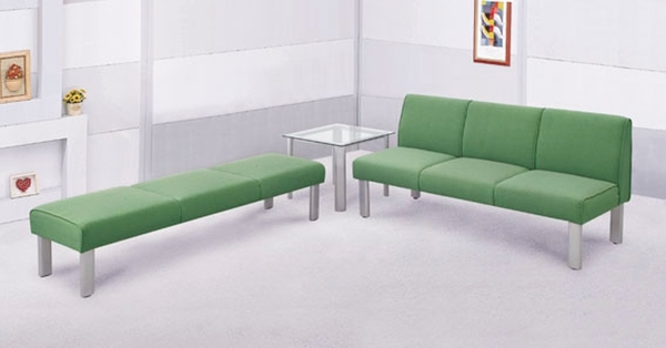 MS59-CSL-312S-03   L型組合式沙發-緹花布-無背無扶手-不含茶几