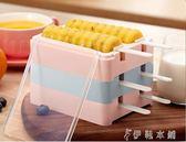 雪糕模具自制冰棒硅膠做冰棍的冰激凌套裝冰淇淋冰糕棒冰家用磨具  伊鞋本铺