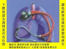二手書博民逛書店Lung罕見Sounds: A Practical Guide with Audio CD-肺音:帶音頻CD的實用