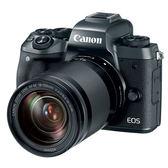 24期零利率 Canon EOS M5 18-150mm KIT 單鏡組 彩虹公司貨