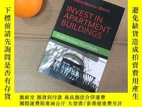 二手書博民逛書店invest罕見in apartment buildings(公