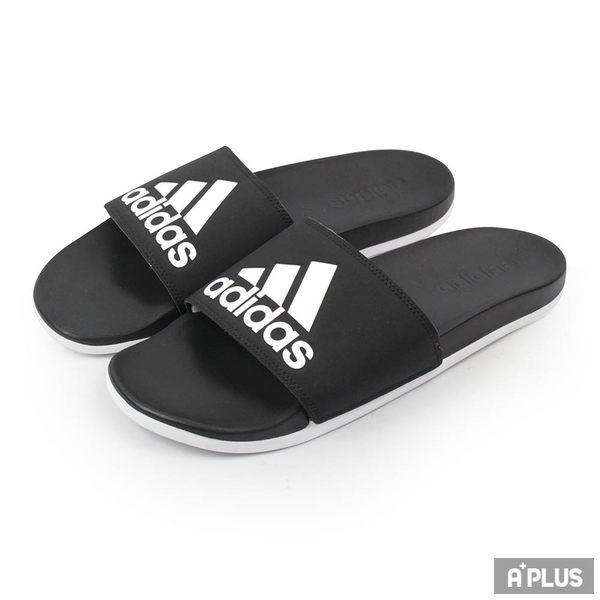 Adidas 男女 ADILETTE COMFORT 愛迪達 拖鞋- CG3427