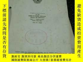 二手書博民逛書店PUBLICATIONS罕見OF THE BUREAU OF M