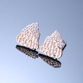 耳環 925純銀鑲鑽銀飾-蓮蓬性感生日情人節禮物女飾品2色73dy170【時尚巴黎】