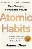 2021 美國暢銷書排行榜 Atomic Habits: An Easy & Proven Way to Build Good Habits & Break Bad Ones Hardcover