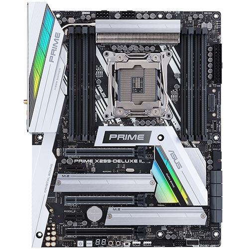 ASUS 華碩 PRIME X299-DELUXE II LGA2066腳位 主機板