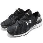 Under Armour UA 慢跑鞋 SpeedForm Intake 2 黑 白 避震透氣 運動鞋 女鞋【PUMP306】 3000290002