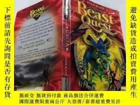 二手書博民逛書店Beast罕見quest the Winged Terror: 野獸追尋有翼的恐怖.Y212829