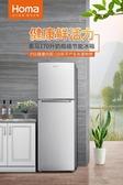 BCD-170K租房小冰箱小型家用節能宿舍雙門電冰箱雙開門 220V 亞斯藍