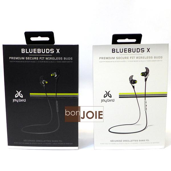 ::bonJOIE:: 美國進口 Jaybird BlueBuds X 運動型立體聲耳機 美國鐵人三項 運動員愛用款 耳道式