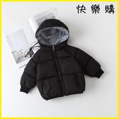 兒童羽絨外套 童裝嬰兒季加厚棉襖女寶寶棉衣短款羽絨棉服外套厚