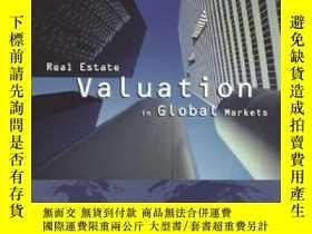 二手書博民逛書店Real罕見Estate Valuation In Global MarketsY307751 Howard