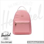 Herschel 後背包 13吋電腦 水瓶口袋 輕量 Nova Mid Light 得意時袋