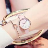 手錶/女防水休閒女生腕錶時尚「歐洲站」