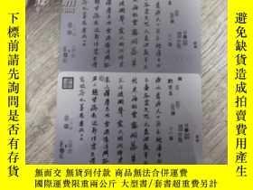 二手書博民逛書店罕見中國.濟南趵突泉公園首發紀念卡【2枚一套】10套合售3193