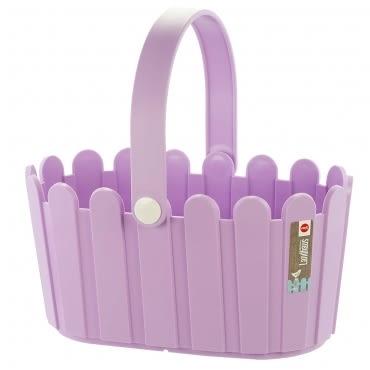 LANDHAUS 提藍花槽-淡紫