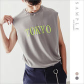 韓國製 背心 TOKYO【VT20402】- SAMPLE