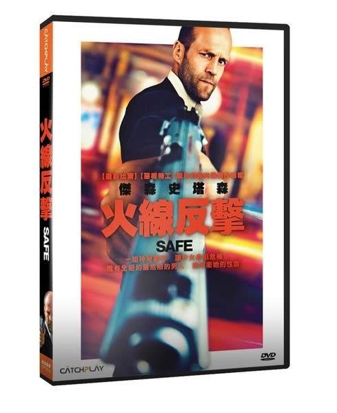 火線反擊 DVD (購潮8)