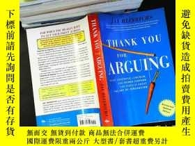 二手書博民逛書店Thank罕見You For Arguing, Revised and Updated EditiY16741