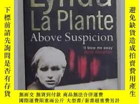 二手書博民逛書店英文原版罕見Above Suspicion by Lynda L