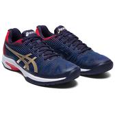 ASICS 20SSO 次頂 男網球鞋 SOLUTION SPEED FF系列 1041A003-403 贈護腕