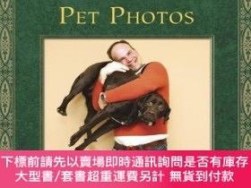 二手書博民逛書店Awkward罕見Family Pet Photos-尷尬的家庭寵物照片Y414958 Mike Bender