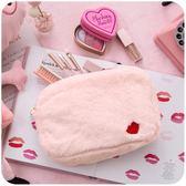 旅行包化妝包小號便攜韓國簡約口紅品收納包隨身莎瓦迪卡