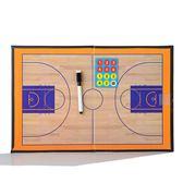 戰術板 足球 籃球教練板 皮革折疊式示教板 磁性帶筆帶擦戰術指揮 HH950【潘小丫女鞋】