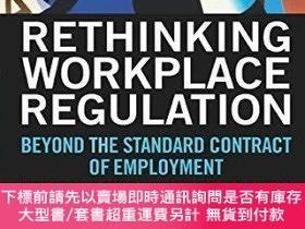 二手書博民逛書店Rethinking罕見Workplace RegulationY255174 Stone, Katherin