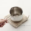 奶鍋日式304不銹鋼迷你小奶鍋無涂層寶寶輔食鍋燃氣灶電磁爐通用YYS 【快速出貨】