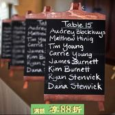 黑板小號桌面立式小黑板之家 店鋪吧台支架式廣告板 家用留言板記事板 最後一天8折