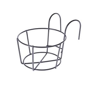 單盆鐵掛架黑色(小)