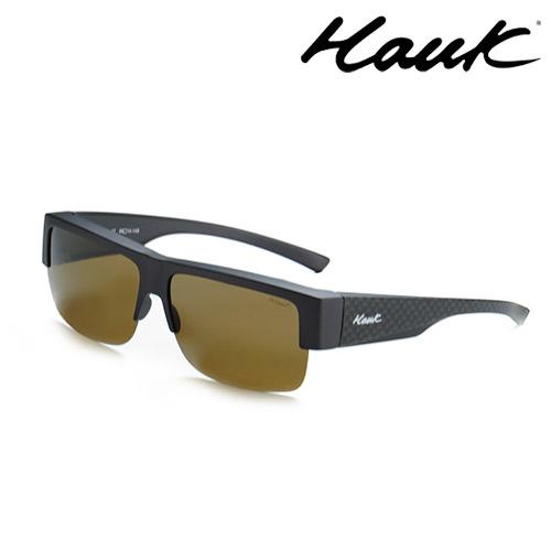 HAWK偏光太陽套鏡(眼鏡族專用)HK1008-47