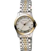 GUCCI G-Timeless 經典古馳菱格紋女錶-雙色版/27mm YA126511