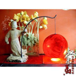 新中式台燈[仕俑挑燈]