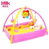 嬰兒玩具搖鈴套裝禮盒0-1歲男女孩寶寶新生兒禮物益智3-6-12個月2 英雄聯盟