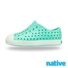 native 大童鞋 JEFFERSON 小奶油頭鞋-薄荷綠