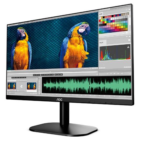 全新 AOC 24B2XH 23.8'''' IPS 廣視角液晶螢幕