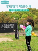 省力水槍兒童玩具背包大容量高壓抽拉式噴水少女孩潑水打水仗呲水【奇妙商舖】