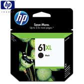 HP No.61XL/CH563WA 原廠黑色高容量墨水匣
