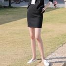 單色腰身OL上班窄裙[20S58-PF]美之札時尚館
